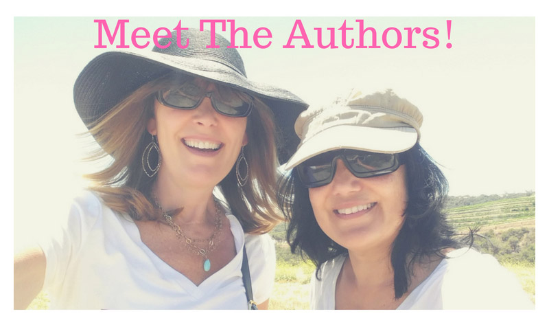 Meet the Authors-15 Minute Pause book