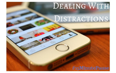 Dealing with Distractions